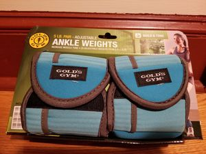 Golds Gym Ankle Weights for Sale in Boston, MA