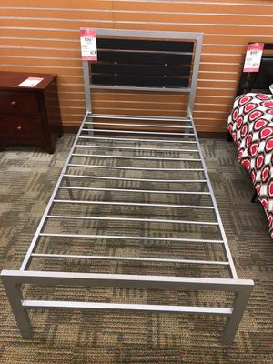 Twin bed frames starting at 99.99 for Sale in Phoenix, AZ