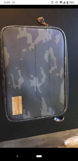 Grey Camo Tablet Bag for Sale in Salt Lake City, UT
