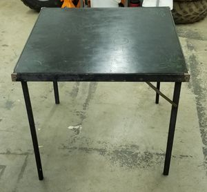 Antique card table. for Sale in Portland, OR