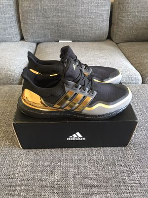 Brand New Gold Adidas Ultraboost! Size 11! for Sale in Bothell, WA
