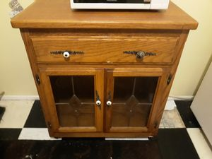 Kitchen curio cabinet for Sale in Hollywood, CA