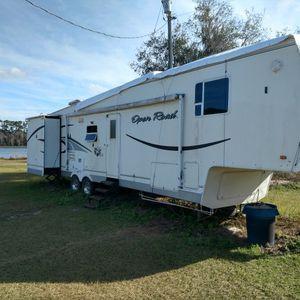 40' Open Road 5th Wheel for Sale in Pierson, FL