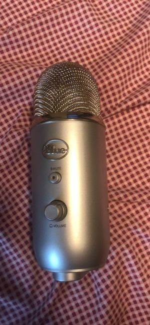 Music or podcast microphone for Sale in Amarillo, TX