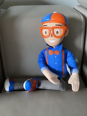 Talking Blippi doll for Sale in Cary, NC
