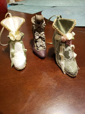 Decorative shoes for Sale in Coconut Creek, FL