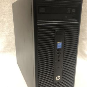 Hp 280g1 Computer $100 for Sale in Homestead, FL