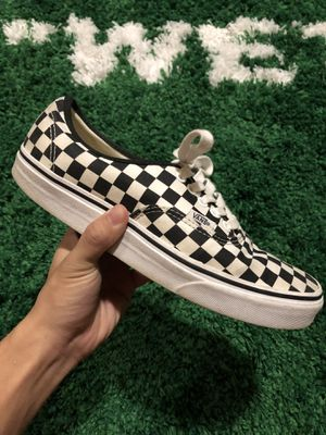 Vans Authentic Checkerboard for Sale in Mansfield, TX