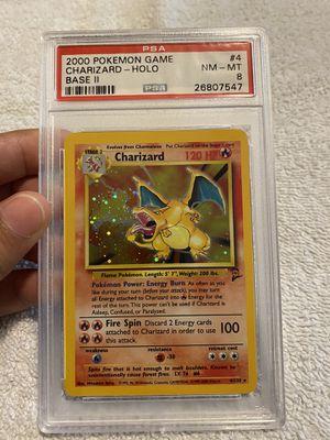Pokemon PSA graded Charizard for Sale in Federal Way, WA