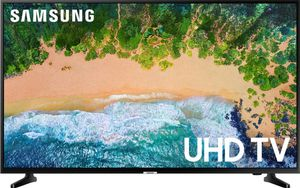 """Samsung - 50"""" Class - LED - NU6900 Series - 2160p - Smart - 4K UHD TV with HDR (New in the box) for Sale in Vienna, VA"""