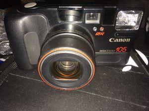 Film Canon camera for Sale in Brooklyn, NY