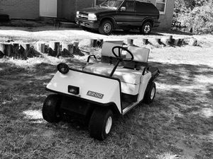 Easy go gas eng golfcart for Sale in Hammonton, NJ