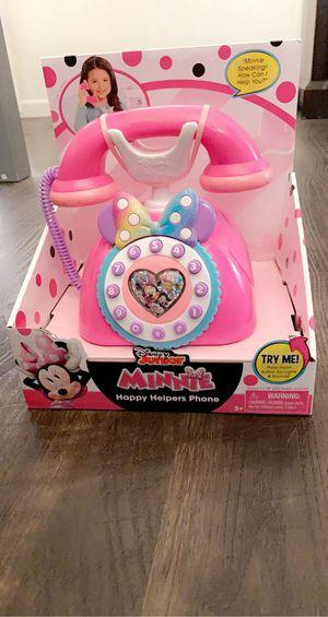 Minnie Happy helpers phone for Sale in Costa Mesa, CA