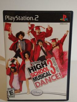 High School Musical 3: Senior Year Dance [PS2] for Sale in Downey,  CA
