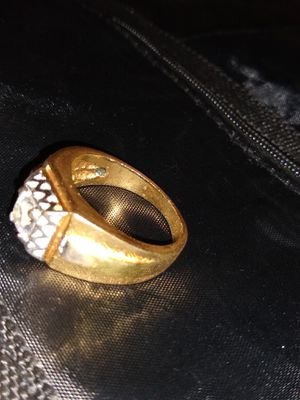 Men's gold ring for Sale in Saint Paul, MN