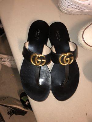 Gucci thong Marmont sandals for Sale in Phoenix, AZ