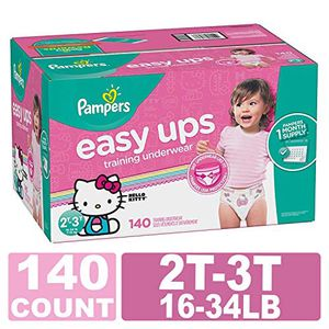 Brand New Pampers- 2T-3T Girl's Training Underwear for Sale in Fort Worth, TX