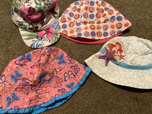 Baby girl hats for Sale in Worcester, MA