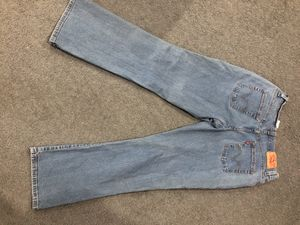 Levis 550 Relaxed Fit Bootcut Size 10 Short for Sale in Warren, MI