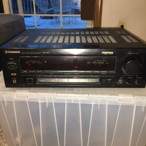 Pioneer receiver for Sale in Plymouth, MI