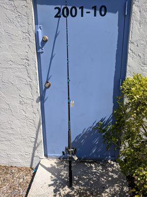 Daiwa fishing rod and reel for Sale in Lake Worth, FL