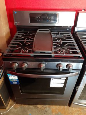 New LG 5 Burner Gas Stove with Convection Oven for Sale in Los Angeles, CA