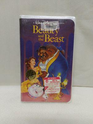 Disney Beauty & The Beast VHS for Sale in Warren, MI