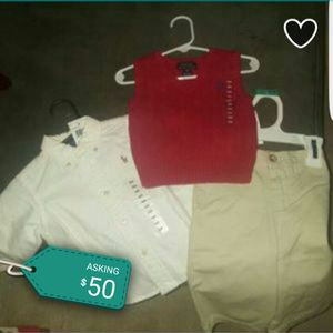 Ralph Lauren Outfit (9m) for Sale in Cleveland, OH