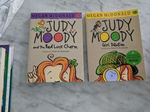 Judy Moody books for Sale in Yorkville, IL