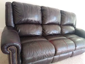 Recliner Sofa for Sale in Cuyahoga Falls, OH