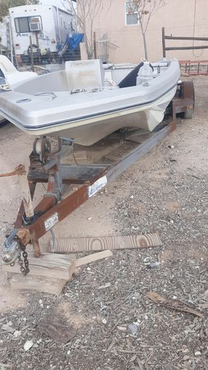 I'm selling a bass boat and trailer. The boat needs some work but a good a project for Sale in Las Vegas, NV