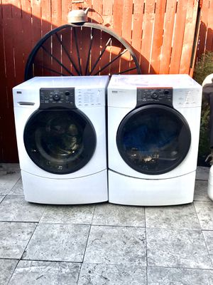 Washer and Dryer Set Kenmore for Sale in Oak Park, IL
