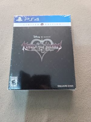 Kingdom Hearts 2.8 limited edition PS4 Factory Sealed for Sale in Hillsboro, OR