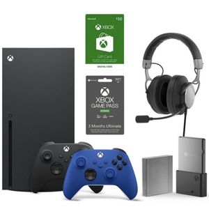 Xbox Series X Ultimate Accessories & System GameStop Bundle - New for Sale in Odenton, MD