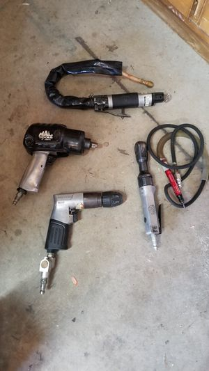 Air tools for sale for Sale in Orting, WA