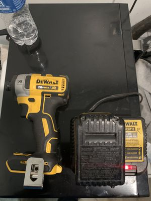 DEWALT Impact driver 1/4 XR brushless 20v for Sale in Lake Elsinore, CA