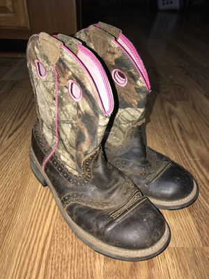 Ariat boots for Sale in Manton, MI