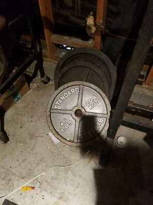 Olympic weights for Sale in Santa Ana, CA