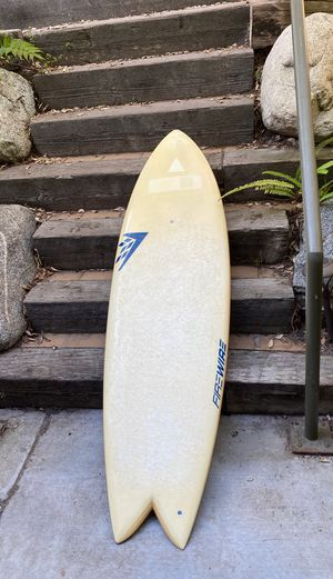 5'10 Firewire Fish Surfboard for Sale in Del Mar, CA