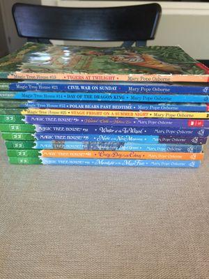 Magic tree house books for Sale in Costa Mesa, CA