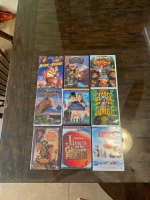 Movies $4 each $30 for all for Sale in Pinellas Park, FL