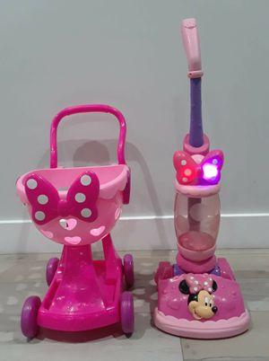 Minnie mouse toy set for Sale in Phoenix, AZ