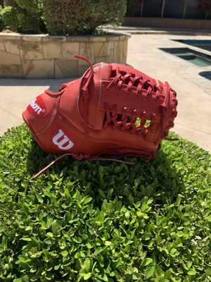 Wilson A2000 Pro Stock 1796 11.75 inch Glove for Sale in Lewisville, TX