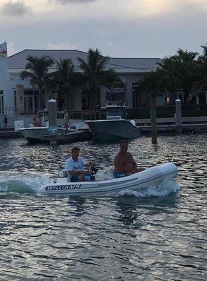 WILLIAMS 285 TURBOJET TENDER DINGHY 9ft for Sale in Miami, FL