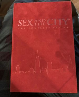Sex in the city dvd set for Sale in Seattle, WA