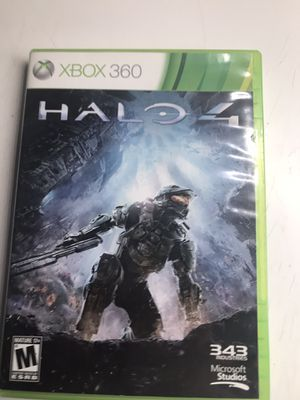 Xbox 360 game - Halo 4 for Sale in Del Valle, TX