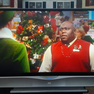 JVC 56inches 1080i DLP TV With Remote Control And HDMI Port for Sale in Washington, DC