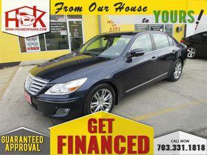 2011 Hyundai Genesis for Sale in Manassas, VA