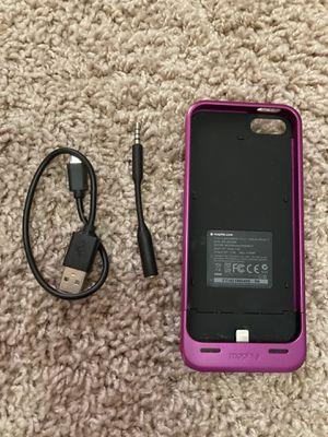 Mophie Wireless iPhone Charging Case for Sale in Rockaway, NJ