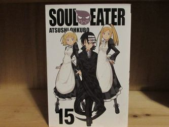 Soul Eater Manga Volume 15 for Sale in Seattle,  WA